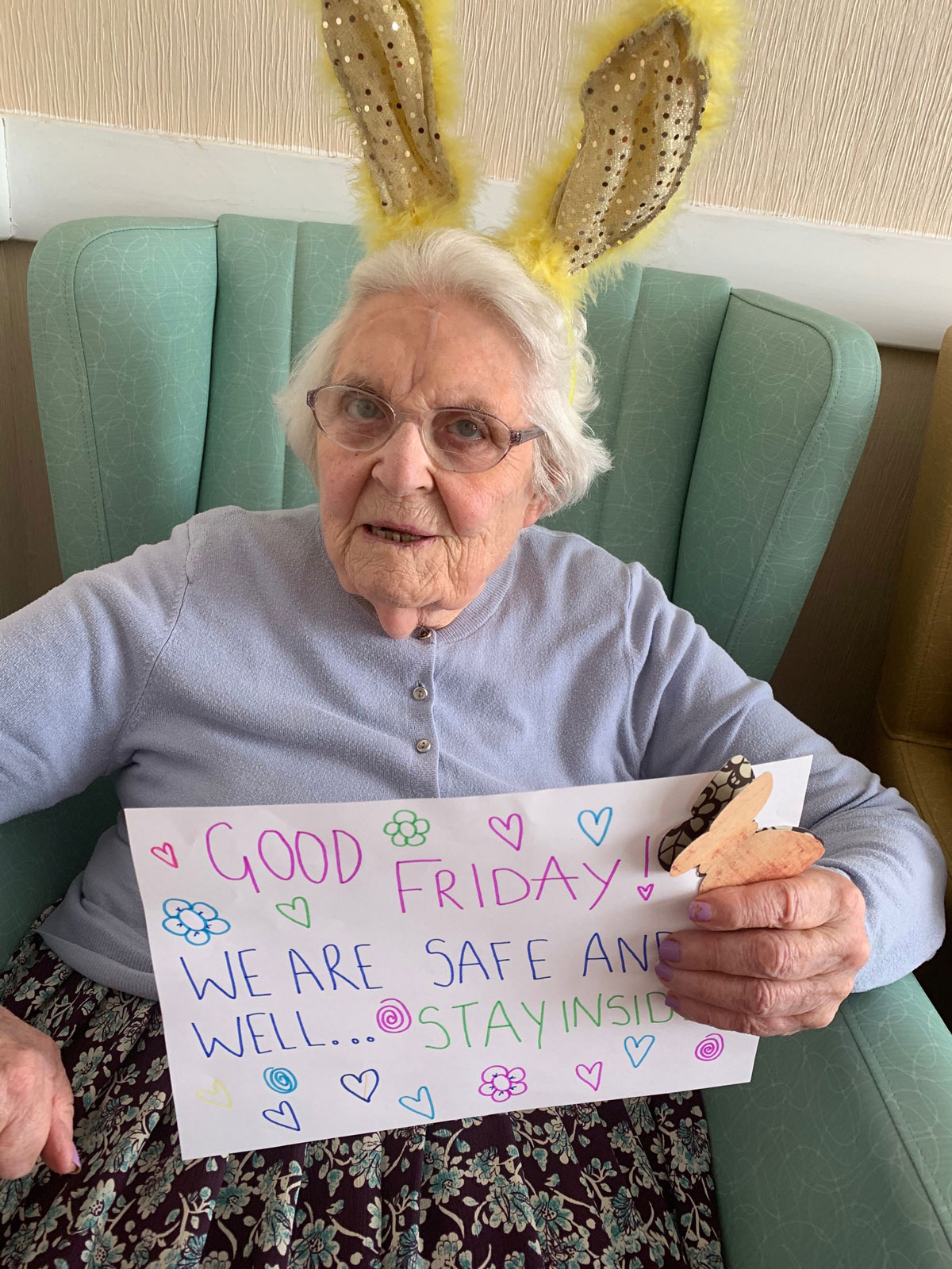 Staying safe at St Brelades and The Cumberland Care Homes